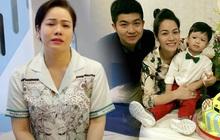 Nhật Kim Anh rơi nước mắt khi không thể đón con trai về ở cùng dù thắng kiện chồng cũ, lý do vì sao?