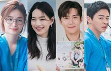 """Kim Seon Ho át vía dàn cast Hospital Playlist ở BXH diễn viên tháng 9, Shin Min Ah cũng theo sát """"crush"""" luôn"""
