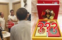 """Hộp quà gây hiểu lầm cả mùa Trung thu của Matt Liu tặng gia đình Hương Giang: Bị cho là bánh biếu muộn, nhà gái phải """"giải oan"""" ngay lập tức"""