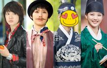 Hội mỹ nhân Hàn giả trai trên màn ảnh: Kim Yoo Jung lộ rõ lớp makeup, trùm cuối không ai làm lại luôn!