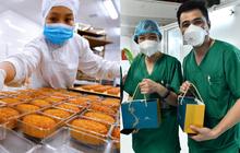 Gần 30.000 bánh trung thu từ Hà Nội được vận chuyển vào cho y bác sĩ miền Nam