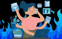 4 mẹo giảm lãng phí thời gian và nâng cao hiệu quả công việc: Thứ bạn thiếu không phải quyết tâm mà là phương pháp!