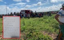 Tìm thấy thi thể đôi nam nữ vừa đính hôn, lá thư tại hiện trường hé lộ nguyên nhân đầy chua xót