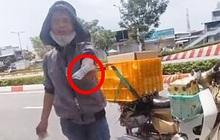 Trai lạ ngang đường ghé tặng 500 ngàn sau khi mua nước suối, cô gái bán hàng từ chối, nói 1 câu mà ai cũng nể