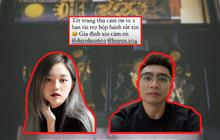 """Nhận quà Trung thu từ """"vợ chồng"""" tình cũ thiếu gia và hot girl 2k4, Linh Ngọc Đàm cay cú đòi block luôn?"""