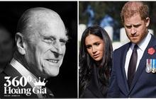 """Nguyên do sâu xa khiến di chúc của chồng Nữ hoàng Anh cần được """"niêm phong"""" 90 năm, có liên quan đến lùm xùm nhà Meghan"""