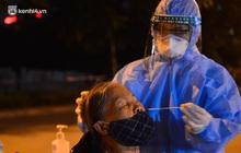 Hà Nội: Ổ dịch mới chưa rõ nguồn lây tại quận Long Biên đã có 18 ca dương tính SARS-CoV-2