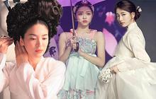 Hanbok cách tân và truyền thống: BLACKPINK tạo trend nhưng có người ấn tượng hơn, Song Hye Kyo và Lee Young Ae sang hết chỗ nói