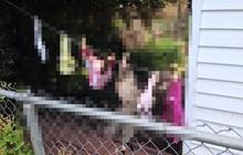 """Người phụ nữ gửi đơn yêu cầu cảnh sát bắt giữ hàng xóm vì tội phơi nội y khắp sân, lý do đưa ra khiến tất cả """"ngã ngửa"""""""
