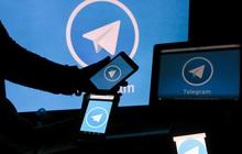 Nhiều tài khoản Telegram bất ngờ gặp lỗi nghiêm trọng