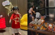 Đêm Trung thu của hội nhóc tỳ Vbiz: 2 con Hà Tăng rước đèn trong biệt thự triệu đô, ái nữ nhà Cường Đô La cưng xỉu!
