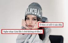 """Bán album tuần đầu siêu đỉnh, Lisa vẫn bị Knet mỉa mai nhạc nghe chẳng hay, """"con cưng quốc tế"""" chứ ở Hàn Quốc là """"con ghẻ""""?"""