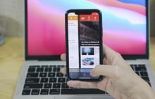 """Safari trên iPhone được làm mới hoàn toàn với iOS 15: Dùng một tay """"sướng"""" hơn bao giờ hết!"""