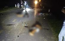 Phú Thọ: Tai nạn kinh hoàng đêm Trung thu, 5 thanh niên tử vong, 2 người đang cấp cứu