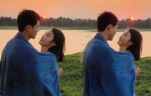 """Khả Ngân - Thanh Sơn phát """"cẩu lương"""" ngọt lịm và thông báo mối quan hệ mới, phim giả tình thật hay gì đây?"""