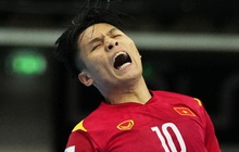 Tuyển thủ futsal Việt Nam Đức Tùng dính đa chấn thương gối cực nặng