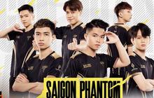 Mic check trận gặp Heavy lộ rõ điểm yếu giao tiếp của Saigon Phantom