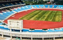 Sân vận động Mỹ Đình đang được tích cực nâng cấp, cải tạo
