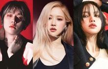 """Idol chốt đơn album nhiều nhất tuần đầu: Nhạc bị chê tơi bời nhưng Lisa lại """"trên cơ"""" Rosé, dàn idol nhà SM cạnh tranh top cao"""