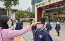 Hà Nội cân nhắc cho học sinh 'vùng xanh' quay lại trường học