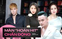 """3 màn """"cướp hit"""" chấn động Vpop: Nathan Lee """"búng tay"""" có ngay hit của Cao Thái Sơn - Thuỷ Tiên, còn Vy Oanh - Minh Tuyết hơi """"cồng kềnh"""""""
