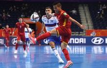 [Trực tiếp vòng 1/8 Futsal World Cup] Nga 0-0 Việt Nam (H1): KHÔNG VÀO!!! Văn Hiếu khiến đội bạn tim đập chân run