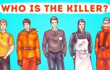 Câu đố chỉ người có IQ 140 trở lên mới giải nổi, nếu trả lời đúng, bạn là thiên tài: Ai là kẻ giết người?