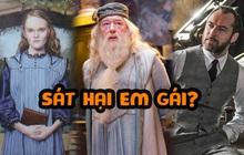 """Bí mật của """"thầy Dumbledore"""" sẽ được phim mới lật mở, phải chăng là thảm án """"sát hại em ruột"""" chấn động thế giới Harry Potter?"""