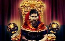 """""""Messi là tên bạo chúa trong các buổi tập"""""""