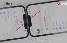 """iPhone 13 lộ diện phần notch """"nhỏ hơn 20%"""" nhưng bị netizen chê tới tấp vì """"nhìn chẳng khác gì mấy con Android giá rẻ""""?"""