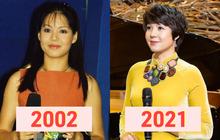 """Hành trình nhan sắc 19 năm của Giám đốc VFC Diễm Quỳnh, đâu phải ngẫu nhiên mà họ gọi là """"Hoa khôi VTV""""!"""