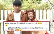 """Hậu lộ hint chung nhà, Puka - Gin Tuấn Kiệt lại tiếp tục thả """"cẩu lương"""" thế mà mãi chưa công khai fan tức quá đi!"""