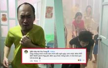 """Tiến Luật xin lỗi Thu Trang vì suýt làm cháy nhà, loạt ảnh """"chạy khói"""" trông rất thương nhưng biết lí do thì không nhịn được cười"""