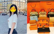 Danh tính con dâu tỷ phú một lần shopping ôm về nhà 10 chiếc túi Hermes và 10 chiếc túi Chanel