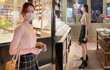 """Ảnh đời thường """"bóc trần"""" nhan sắc của Yoona - nữ thần bao người tung hô, vóc dáng ra sao mà netizen ngỡ ngàng?"""