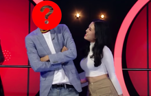 Nam ca sĩ Việt gây tranh cãi vì nhìn chằm chằm vòng 1 và tới tấp hôn cô gái trên show hẹn hò