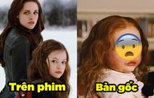 """Con của Bella - Edward trong Twilight vốn trông như này: Kinh dị đến đâu mà dàn cast điếng người, """"hiện tượng tâm linh"""" xảy ra quá khiếp?"""