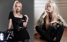 """Rosé và 2 sắc thái khi chụp hình cho 2 thương hiệu cô đại diện: Bên đa dạng, sexy mướt mắt, bên suốt ngày bị fan """"bắt bài"""" một màu"""