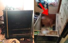 2 đứa trẻ chết ngạt trong chiếc hòm cổ gia truyền giữa căn nhà bẩn thỉu, bố mẹ chua xót giãi bày sự tình nhưng vẫn bị cảnh sát nghi ngờ