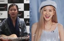 """Có ai còn nhớ Rosé (BLACKPINK) thời """"em còn non và xanh"""" thế nào không, nhìn cứ ngỡ chị em thất lạc với nữ idol nhà JYP này"""