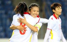 Những khoảnh khắc ấn tượng trong chiến thắng 16-0 của tuyển nữ Việt Nam
