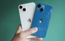 Dung lượng pin dòng iPhone 13 cao hơn đáng kể so với thế hệ trước, tiệm cận với nhiều smartphone Android