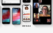 """Apple phát hành bản cập nhật mới dành riêng cho các dòng máy iPhone """"lạc hậu"""""""