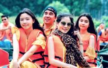 """MC Quyền Linh """"xả"""" clip du lịch ở Ninh Bình hồi lâu, nhan sắc Lọ Lem và Hạt Dẻ lại khiến dân tình quên ngắm cảnh rồi!"""