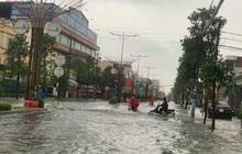 Bão số 6 gây mưa lớn, nhiều nhà dân bị tốc mái do lốc xoáy