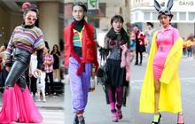 Chúng ta đã có những mùa Fashion Week đầy rẫy thảm hoạ gây chấn thương tâm lý như thế...