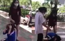 Nữ sinh lớp 7 ở Hải Phòng bị đánh hội đồng sau giờ học