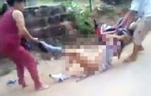 Diễn biến bất ngờ vụ người phụ nữ bị đánh đập, lột hết áo quần quay clip tung lên mạng