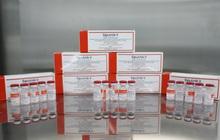 Việt Nam lần đầu tiên sản xuất thành công lô vắc xin phòng COVID-19 Sputnik V