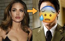 """""""Nữ thần sắc đẹp"""" Angelina Jolie từng """"hủy nhan sắc"""" để giả trai trong phim, nam tính đến đâu mà Brad Pitt chạy mất dép?"""